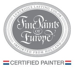 Bedminster, NJ Certified Fine Paints of Europe Contractor