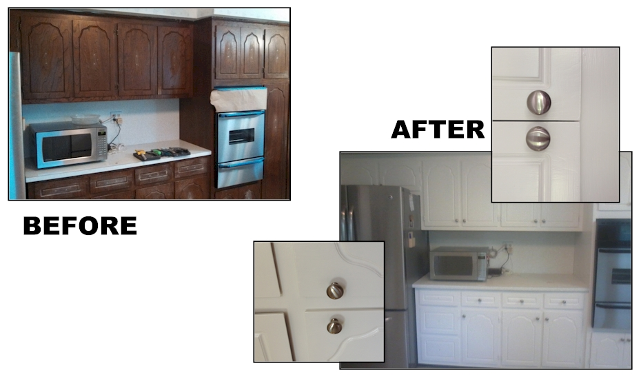 How to replace kitchen cabinet base molding 5 steps ehow for Kitchen cabinets repair